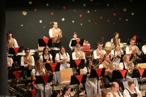 Orchester des Musikvereins in Zolling